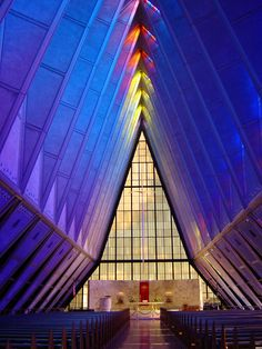 USAF Chapel - Colorado Springs, CO