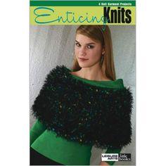 Enticing Knits pattern books knitting patterns
