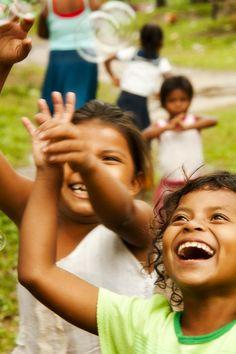 Lachende kinderen | Laughter