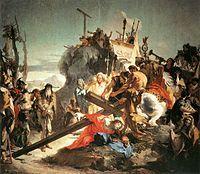 Jesus carregando a cruz – Wikipédia, a enciclopédia livre