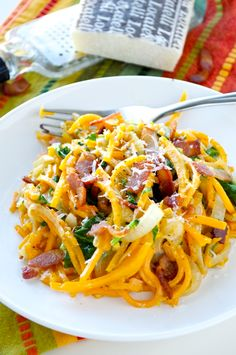 Zoodle Recipes, Spiralizer Recipes, Vegetable Recipes, Paleo Recipes, Dinner Recipes, Cooking Recipes, Recipes With Veggie Noodles, Potato Recipes, Dinner Ideas
