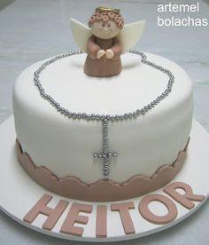 誕生日 生日 Birthday    artemel bolachas: O batizado do Heitor