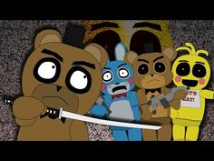 Five Nights at Freddy's  When Guard Isn't Pizzeria  3D Animation - YouTube