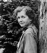 Rachel Carson, scientist, environmentalist