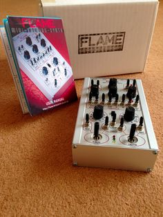 MATRIXSYNTH: FLAME MIDI-TALKING-SYNTH 8-bit Synth with Speakjet...