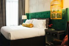 Plan a trip to #Pittsburgh, Pa., and stay at the new Hotel Monaco. Opening February 1, 2015 in downtown Pittsburgh, the boutique hotel offers unique decor to complement the Steel City and features luxurious amenities.