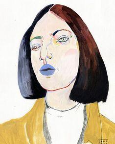 Carla Fuentes -- artist carlafuentes.com #carlafuentes