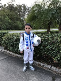 Neil Armstrong costume