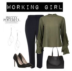 """Monday look"" by raventailor on Polyvore featuring Topshop and H&M"