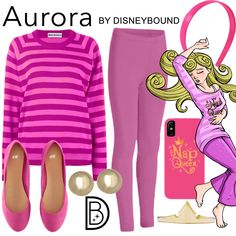 DisneyBound is meant to be inspiration for you to pull together your own outfits which work for your body and wallet whether from your closet or local mall. As to Disney artwork/properties: ©Disney Princess Inspired Outfits, Disney Princess Outfits, Disney Themed Outfits, Disney Inspired Fashion, Disney Fashion, Cartoon Fashion, Disney Mode, Disney Nerd, Disneybound Outfits