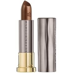 Urban Decay Vice Metallized Lipstick ($20) ❤ liked on Polyvore featuring beauty products, makeup, lip makeup, lipstick, beauty, lips, urban decay lipstick, moisturizing lipstick and urban decay
