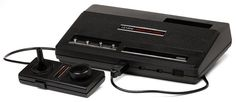 Coleco Video Game Console. My friend had one of these when we were little. I desperately wanted one, too!