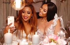 Bonang Matheba Celebrates Birthday In Glitz And Style. See All Photos Here 31st Birthday, Business Women, Celebrities, Wedding Dresses, Photos, Style, Fashion, Bride Dresses, Pictures