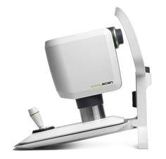 Medical Design / Easy Scan / Simple Surface / Eye Treatment / White / User