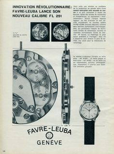 1963 Favre-Leuba