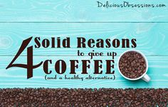 Not sure if I totally agree, but worth looking into. 4 reasons to give up coffee and caffeine. Both coffee and caffeine can negatively affect adrenal health, blood sugar, hydration, and more. Health And Nutrition, Health And Wellness, Holistic Wellness, Holistic Healing, How To Stay Healthy, Healthy Life, Healthy Living, Whole 30 Drinks, Giving Up Drinking