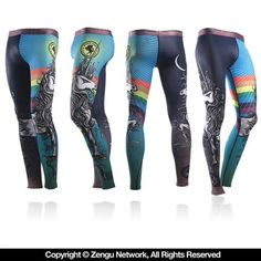 """The Jessica"" Spats by Meerkatsu x Pony Club Grappling Gear"