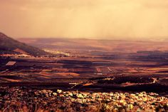 Jezreel Valley, Israel