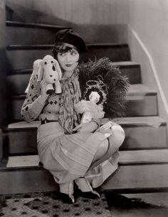 "Clara Bow | The Original ""It"" Girl"