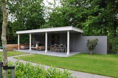 Architekten- en ingenieursbureau H.W. van der Laan b.v. | Nieuwbouw van een Veranda te Maarssen