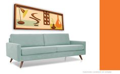 Mid Century / Danish Modern WITCO Styled Wall by modernretrograde