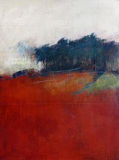 Abstract landscapes on Pinterest | Landscapes, Landscape Paintings ...