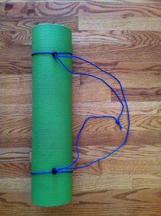 3N1 Yoga Mat Strap, yoga mat sling, yoga mat carrier, yoga mat holder, yoga mat tote, yoga mat non bag. FREE SHIPPING On All U.S. Orders