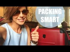 In my last two videos, I've shown you my favorite vacation shoes and jewelry. Today we are packing it all up so I can hit the road. Suitcase Packing Tips, Packing Tips For Travel, Travel Hacks, Best Makeup Brushes, Best Makeup Products, Makeup Brands, Beauty Products, Makeup Suitcase, Travel Makeup