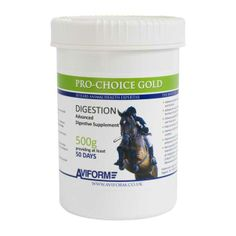 Aviform Pro-Choice Gold 500gm - £19.95 : The NoseBag - Tack Shop  Pre and Pro Biotic