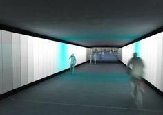 Ny tunnel i Kolding skaber tryghed med lys