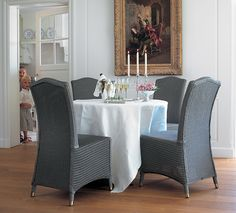 Dining / Lloyd Loom