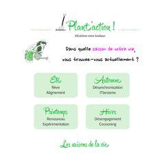 Les saisons de la vie: www.cultivezvotrebonheur.com