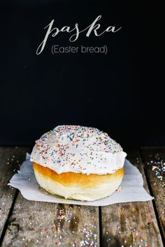 Paska (Easter Bread)