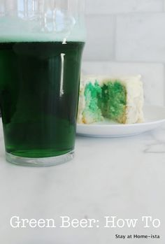 green beer how to
