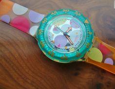 Beautiful !!! <3 vivid colors. -SWATCH WATCH