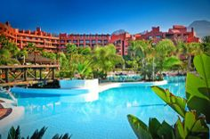 Sheraton La Caleta Resort and Spa Costa Adeje Tenerife