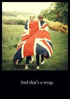 love the Union Jack