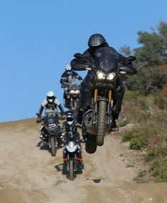 Airborn on the Yamaha Super Tenere on Super Tenere, Moto Ducati, Moto Cafe, Enduro, Yamaha Motor, Bmw, Dirtbikes, Adventure Tours, Bike Life