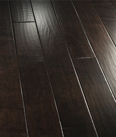 <3 scraped wood floors