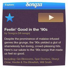 Feelin' Good in the '90s