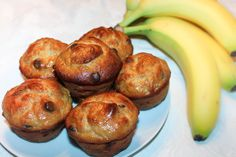 Moist and Flavorful Banana Chocolate Chip Muffins