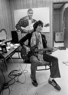 Keith Richards: 70 años!