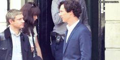 *gif set* this just makes me smile. i challenge any Sherlockian to look at this gif set and not smile!!