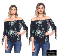 A closet must have!!😍😍 Customers are loving these!    3/4 sleeves. Soft jersey knit feel. Very nice!    Runs small, see sizing below.    Medium fits 4/6.    Large fits 8/10.    XL fits 12/14. | Shop this product here: http://spreesy.com/theglamshackboutique/902 | Shop all of our products at http://spreesy.com/theglamshackboutique    | Pinterest selling powered by Spreesy.com