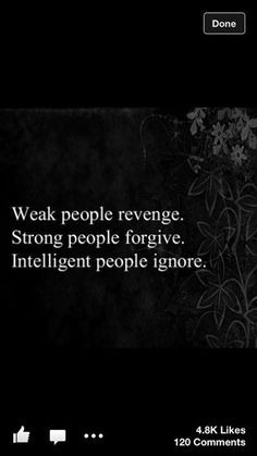 I know this just makes people angry but the truth is the truth. When are busy being shady the intelligent people have figured out that only shallow, insecure, miserable people seek revenge. If you really want to make someone angry ignore their BS. Negative People Quotes Families, Shallow People Quotes, Shady People Quotes, Miserable People Quotes, Shady Quotes, Unhappy People, Intelligent People, Me Quotes, Funny Quotes