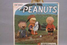 Vintage Peanuts Charlie Brown View Master by retroricks on Etsy, $10.00