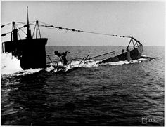 """In 1930 a Dutch company ordered the construction of a U-boat in Finland. NV Ingenieurskantoor voor Scheepsbouw (which in Dutch means, """"Engineer-office for"""