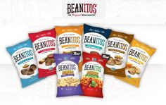 Beanitos Chips Giveaway! Gluten Free, Cholesterol Free, Vegan! SO much in one little chip!