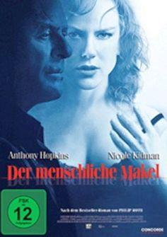 Der menschliche Makel, Regie: Robert Benton, 2003 | Nach dem Roman von Philip Roth. www.redaktionsbuero-niemuth.de