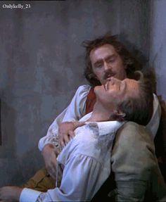 Gene Kelly in love again in The Three Musketeers